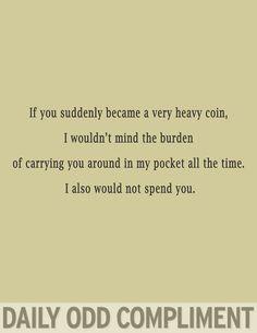 I would keep you...