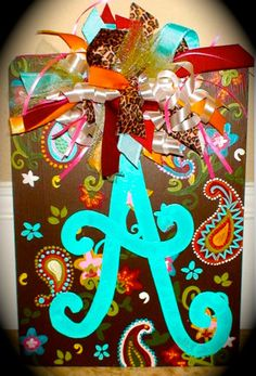 Clipboard  customized to fit your liking by kayleedking on Etsy