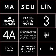 Masculin féminin, Jean-Luc Godard