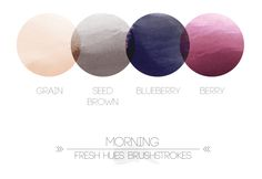 Morning | fresh hues | color + inspiration