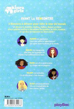 Amazon.fr - KINRA GIRLS - AVANT LA RENCONTRE - HORS-SERIE - Moka, Anne Cresci - Livres