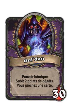 [Deck] Demoniste Warlock Ranked - Hearthstone : Heroes of Warcraft