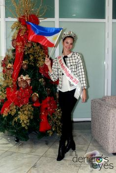 Catriona Gray Off to USA by iamdencio  Miss World Philippines 2016 Catriona Elisa Magnayon Gray is off to US for Miss World 2016 Pageant on December 18, 2016 at Gaylord National Resort and Convention Center in National Harbor, Maryland.
