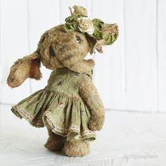 Купить Слоня Светик (16 см) - мишка, мишки тедди, мишки, мишка тедди