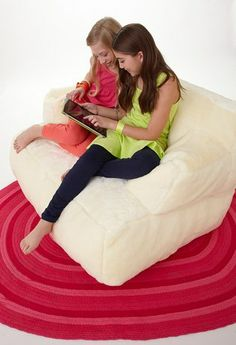 Royalty free photo! Tween girls playing with a tablet iPad in a bean bag chair. There's no cost for using the shots, but we do ask that you credit the photos to us with a link to www.fashionplaytes.com. Two Girls, Royalty Free Photos, Tween, Bean Bag Chair, Girl Fashion, Cool Outfits, Shots, Ipad, Photoshoot