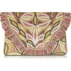 ANTIK BATIK Bag Clutch Hobo Fringe Trim Envelope One Size. New With Tags. $216 Retail + Tax.   Leather envelope design clutch handbag with embroidered pattern and fringe trim detailing.  Interior is lined in tonal lining and has a zipped pocket.   Imported, India.    ❗️ Please - no trades, PP, holds, or Modeling.    Bundle 2+ items for a 20% discount!    Stop by my closet for even more items from this brand!  ✔️ Items are priced to sell, however reasonable offers will be considered when…