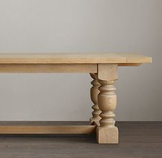 1930s French Farmhouse Collection - Dry Oak   RH