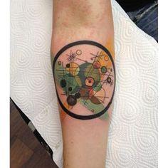 kandinsky tattoo - Google Search