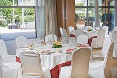 Banquete de boda en el Abba Garden Hotel Barcelona