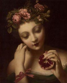 Blood of a Pomegranate    Stephen Mackey