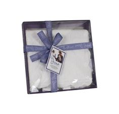 The Princess Diana TAGGIE™ is gift-packaged, perfect for newborns, Christenings, boys and girls.