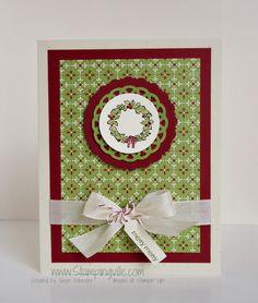 Merry Merry Handmade Christmas Card