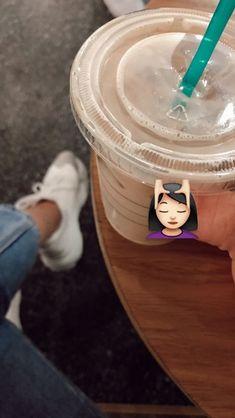 Story Instagram, Creative Instagram Stories, Instagram Girls, Starbucks Snapchat, Snapchat Selfies, Sorbet Ice Cream, Snap Food, Live Wallpaper Iphone, Fake Photo