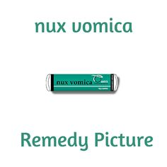 Nux vomica is known as 'the hangover remedy', as it addresses many of the classic symptoms of over indulgence – irritability, dull headache, dizziness, nausea, or heartburn after drinking too much alcohol or over eating, especially rich foods. Nux vomica is a great remedy for business travelers and FIFO workers, helping the transition to different time zones, between night and day shifts and adjusting to long working hours.