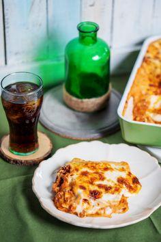 A legcuccosabb lasagne Bologna, Pasta Recipes, Food And Drink, Kitchen, Street, Foods, Beverages, Lasagna, Food Food
