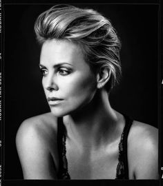 Photo by Andy Gotts | Charlise Theron                                                                                                                                                      More