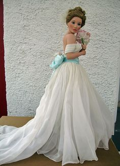 Summer Dream bride doll by Sandra Bilotto for Ashton Drake.