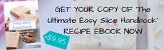 Easy Slice Recipe Handbook Buy Now