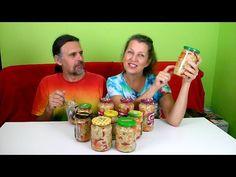 Čalamáda bez zavařování - recept - YouTube Cereal, Breakfast, Youtube, Food, Hoods, Meals, Youtubers, Corn Flakes, Breakfast Cereal