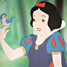 Livre Blanche neige et les sept nains 1992, Livre français, Livre Disney, Film Disney, Cadeau enfant, Livre enfant, Cadeau noel, Phidal de la boutique PastelEtPixel sur Etsy