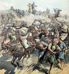 The Almoravids invaded Ghana (01-01-1060 AD) and after 14 years of war, the Almoravids defeated Ghana. This event is significant because this was the first time that Ghana was fully defeated by invading forces. This impacted the people of Ghana significantly for generations after. By 1240 AD, the once mighty Ghana Empire had completely collapsed and the Mali empire would emerge.