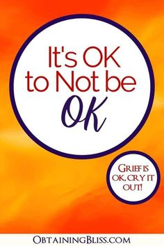 It's ok to not be ok has become so popular lately. Shouldn't we question what is meant by ok? Check out a refreshing perspective of what it means to be OK.