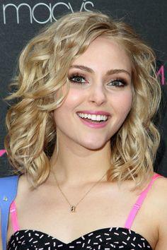 Hairstyles For Short Hair Malibu : Best Hairstyles for Short Curls - How to Curl Short Hair - ANNA SOPHIA ...