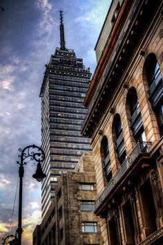 Torre Latinoamericana - Mexico City - Mexico (by iivangm)