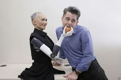 Lifelike Robots Made in Hong Kong Meant to Win Over Humans #thefuture #future #immortality #liveforever  #robot #futureinvesntions #ai #future #robots http://thefutureishere.co/lifelike-robots-made-hong-kong-meant-win-humans/