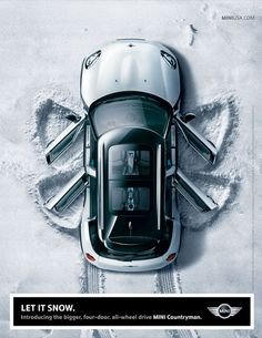 great ad one of Graphis 100 best