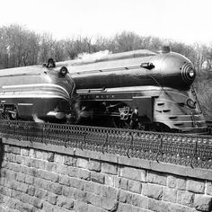 1930s Bullet Train -World's Fair