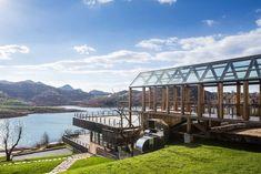 Beijing Jinhai Lake International Resort – Creek Park Hotel | 袈蓝建筑 SYN | Archinect