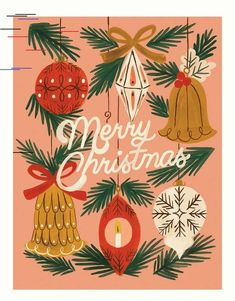 Christmas Ornaments By Quill And Fox Postable ; weihnachtsschmuck von quill und fox postable Christmas Ornaments By Quill And Fox Postable ; Noel Christmas, Christmas Design, Christmas Gifts, Christmas Doodles, Christmas Patterns, Christmas Mantles, Christmas Poster, Christmas Villages, Christmas Quotes