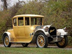 1920 Pierce Arrow Model-48 Coupe Series