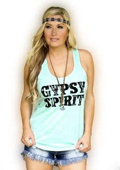 Gypsy Spirit in the front, huge feather on the back. Must See!! From Ali Dee Collection.