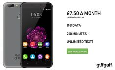 Giffgaff Vodafone & Three Pay Monthly Mobile Phone Deals | Ziegal