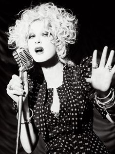Def one of my fav female singers ~ the quirky and talented Cindy Lauper