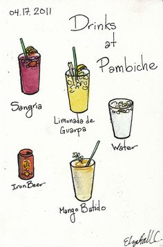Drinks at Pambiche on Flickr.