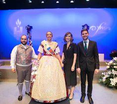 Presentació de Maragda Escrivà Noguera, Fallera Major 2017.   http://www.josemanuelprieto.es