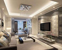 living room decor contemporary