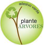 """Adesivo Verde, Por Favor"""