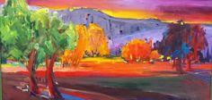 Okanagan Color #autumn #okanagan #abstract #landscape #art