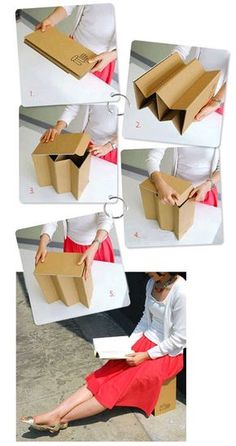 Take a seat wherever you like with this portable seat