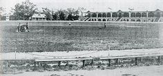 March 15, 1877: Test cricket is born at the Melbourne Cricket Ground. This is what the MCG looked like in 1877. Click the picture to check out the scorecard of the first Test in the history of Test cricket.