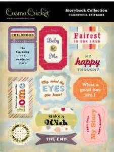 scrapbooking paper and stickers - Bing Images