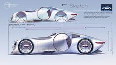 Porsche on Behance Car Sketch, Automotive Design, Industrial Design, Porsche, Transportation, Adobe Photoshop, Behance, Theory, 3d