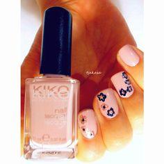 KIKO 372 - ein schönes nude-beige-rosa. Sommer - passt toll zu gebräunter Haut. ♥ #tjakasasnails #kiko #nagellack #nailart #nude #nailpolish #beauty #nails #notd #rosa #nudenails #pinknails
