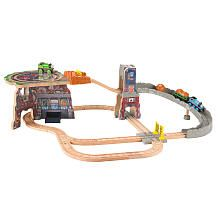 Thomas  Friends Wooden Railway  Thomas Fossil Run Train Set (Tale of the Brave)