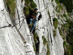 Klettersteig Hessen : Best klettersteige images climbing bavaria and
