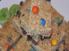 M&M Slice, Lunches & Snacks, 4 Ingredients